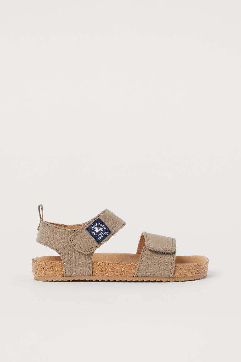 Sandals - Light mole - Kids | H&M GB
