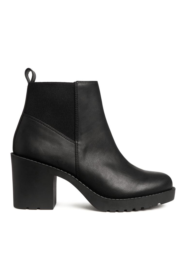 Ankle boots - Black - Ladies | H&M IN