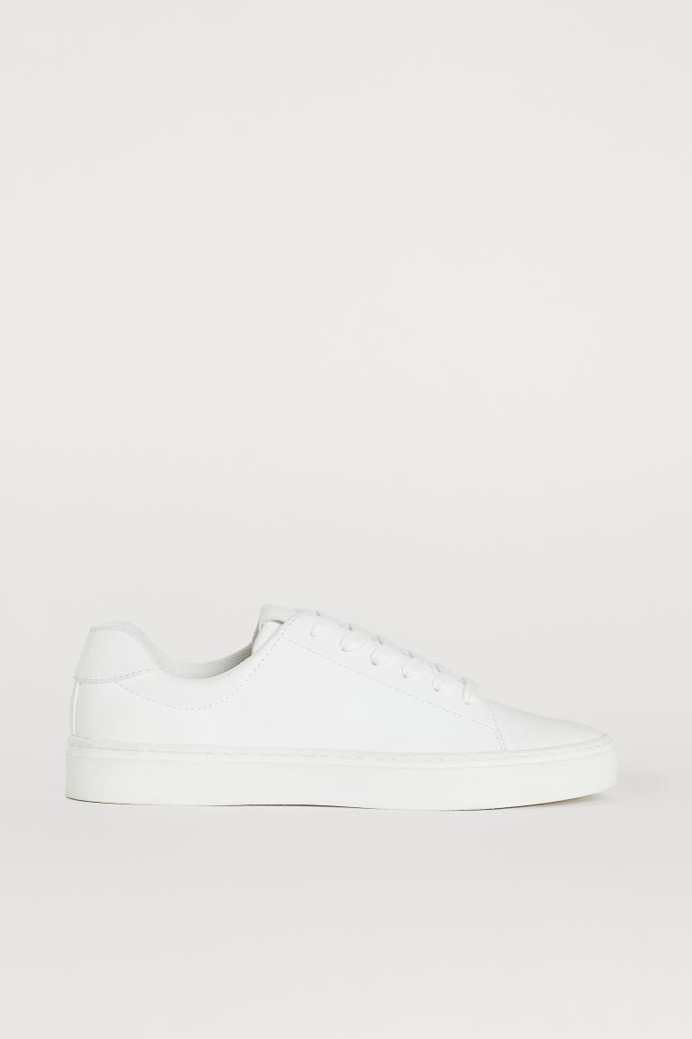 Trainers - White - Ladies | H&M GB
