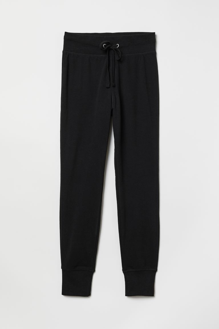 Joggers Black Ladies H M Us