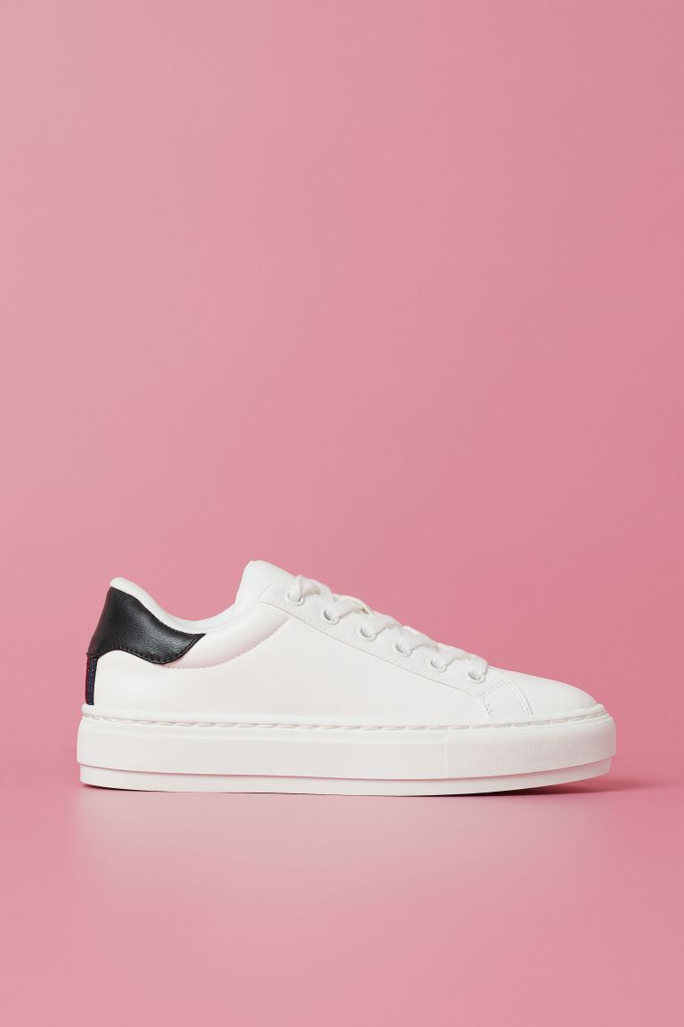 Sneaker - Weiß - Ladies | H&M AT