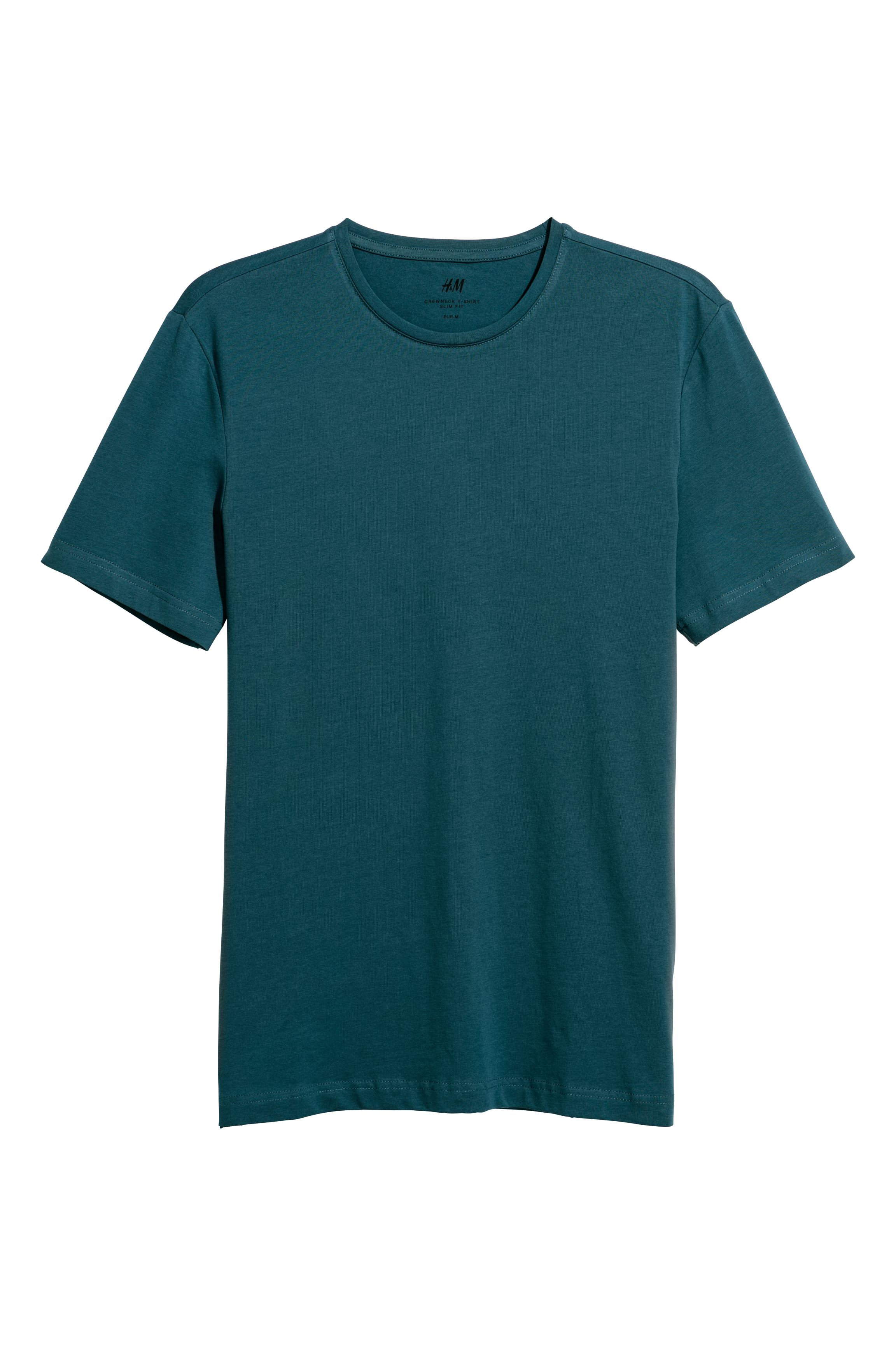 3-pack Slim Fit T-shirts