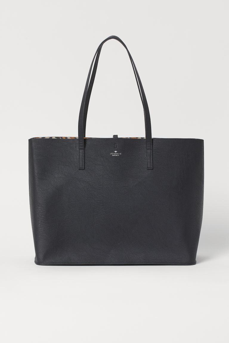 Shopper - Black - Ladies | H&M US