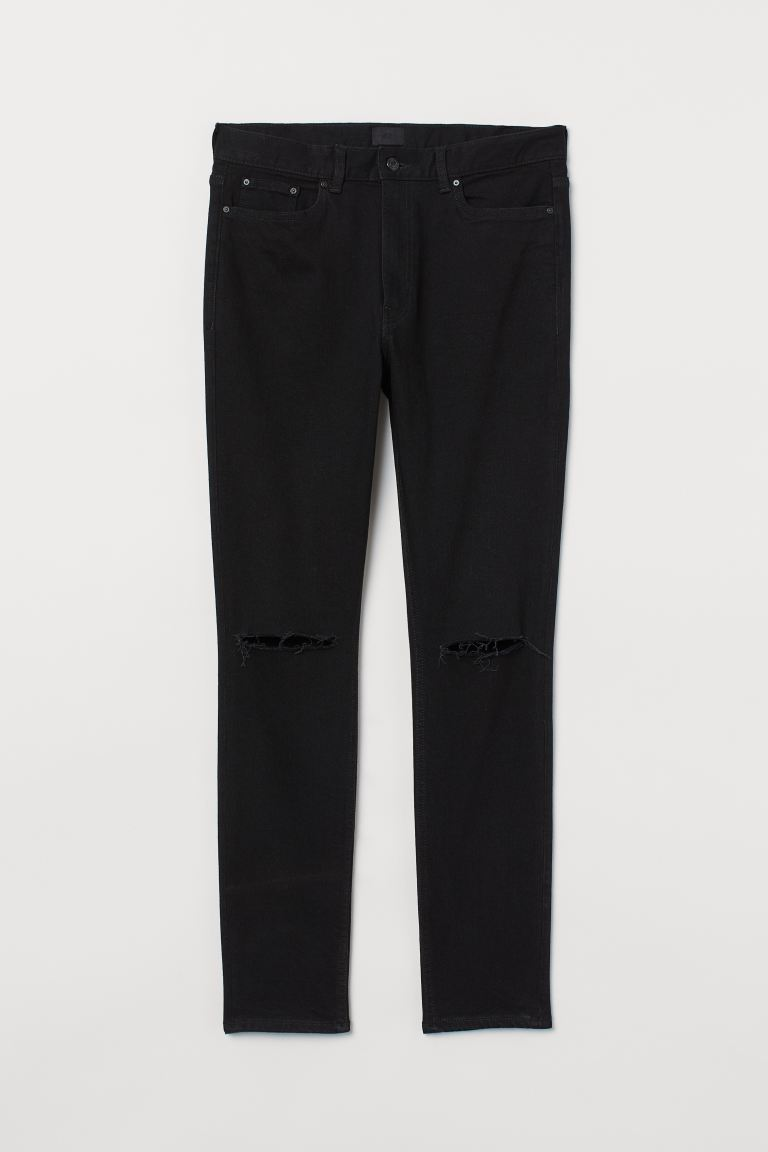 Skinny Jeans - Black - Men | H&M US