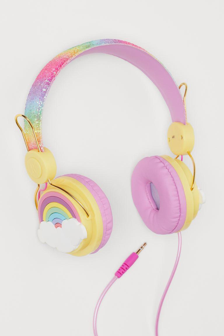 fejhallgató gyermekek kezelésére
