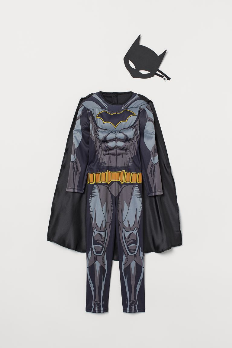 Fancy dress costume - Black/Batman - Kids | H&M