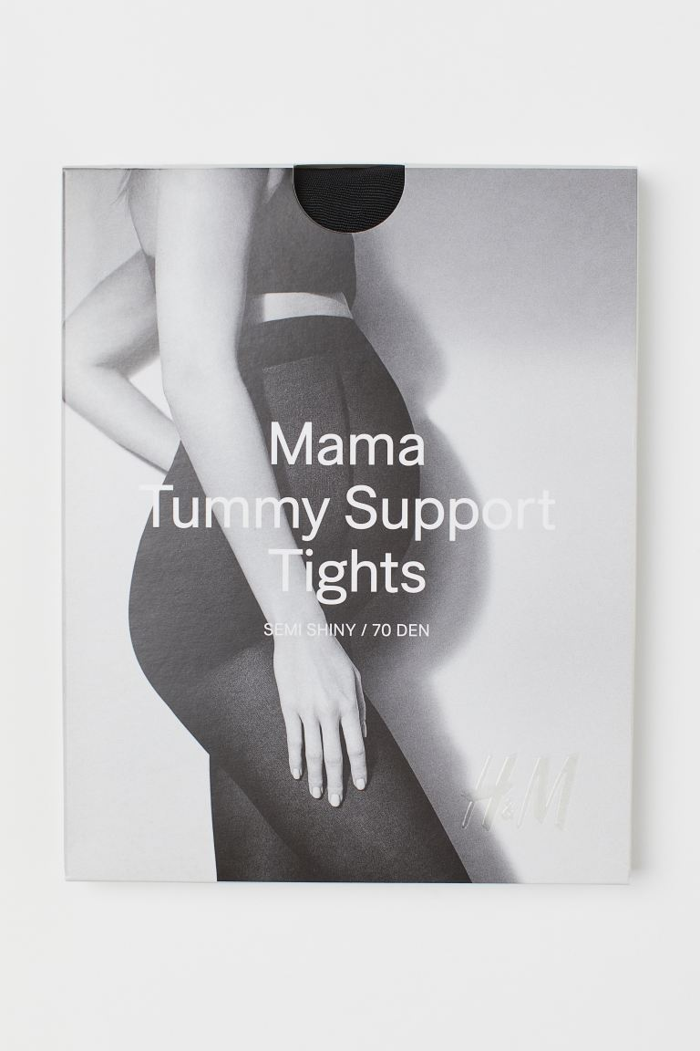 MAMA mallas Support 70 deniers - Negro - Ladies | H&M MX