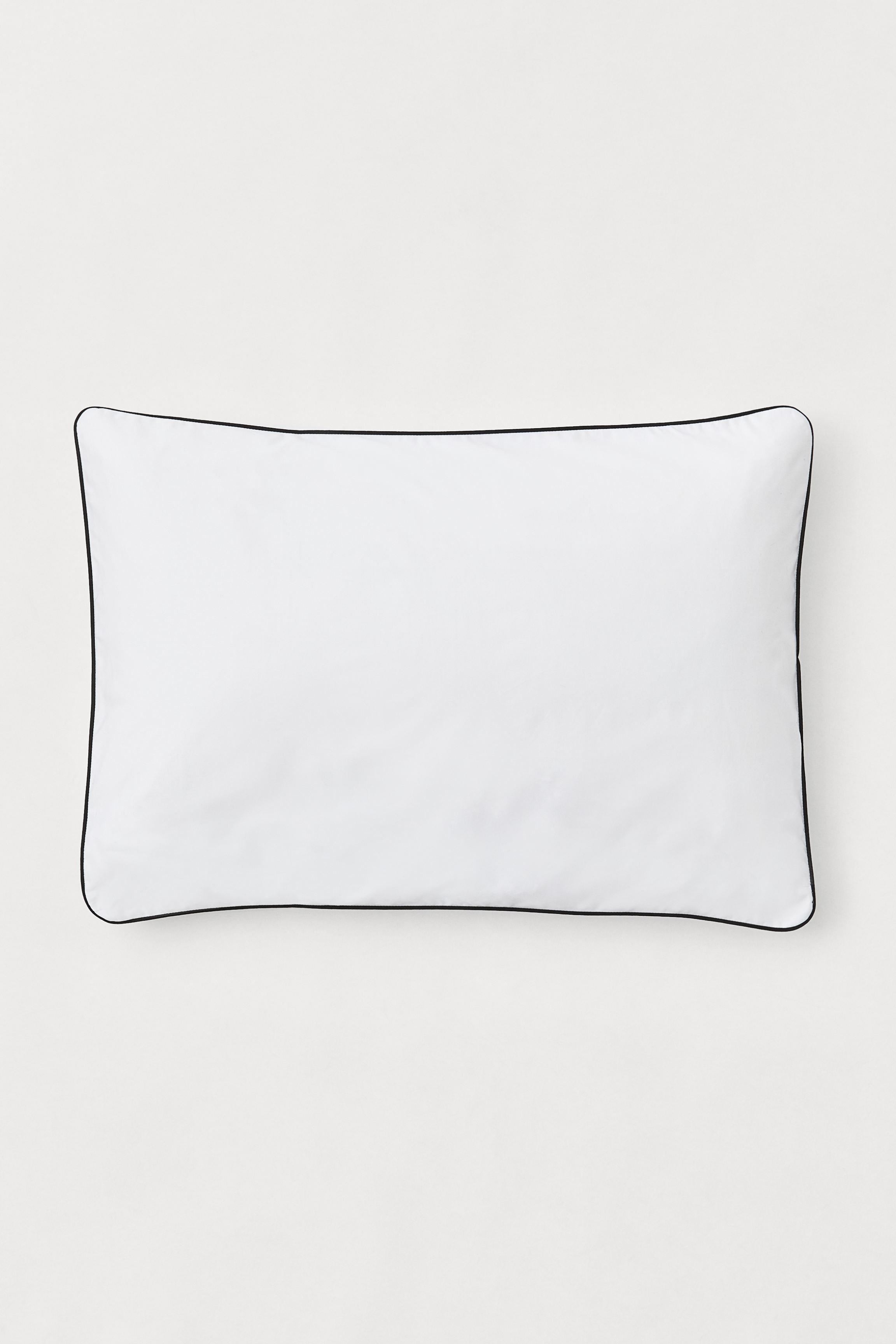 Cotton Sateen Pillowcase