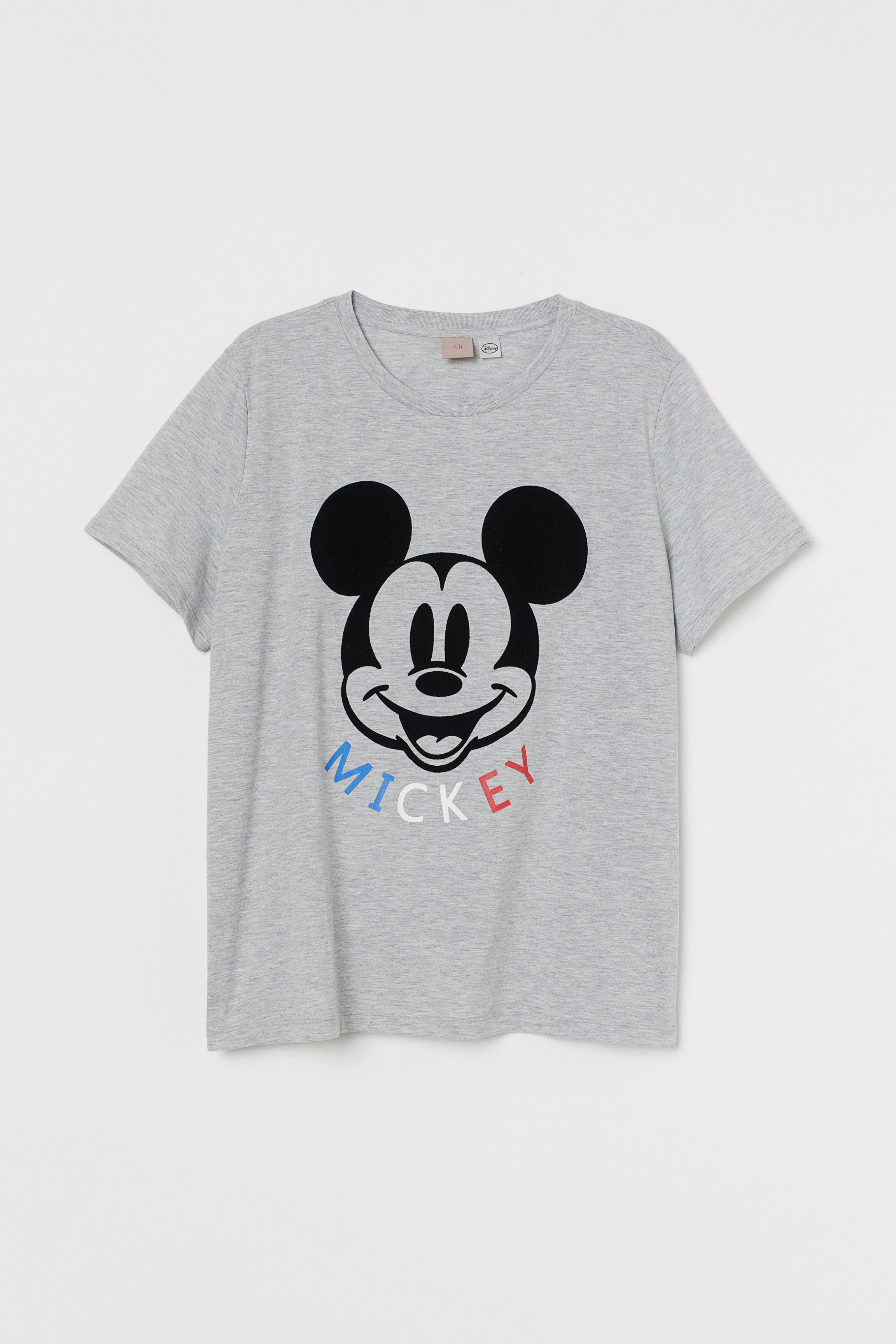 H&M+ Printed T-shirt