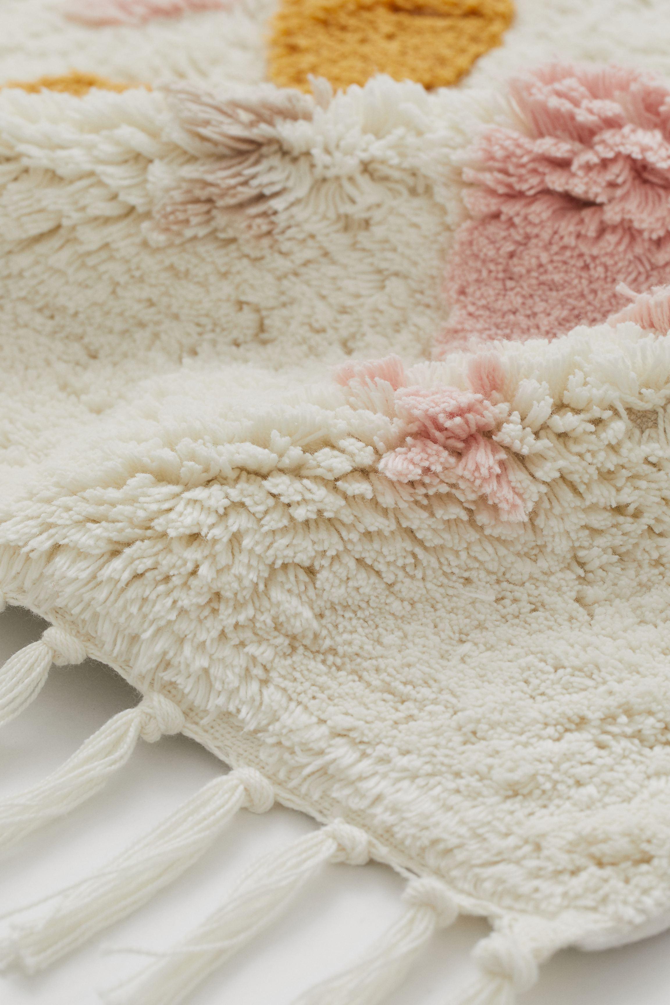 Cotton Pile Rug