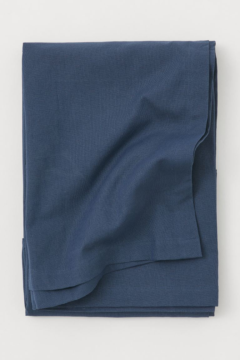Nappe en coton - Bleu - Home All | H&M CA