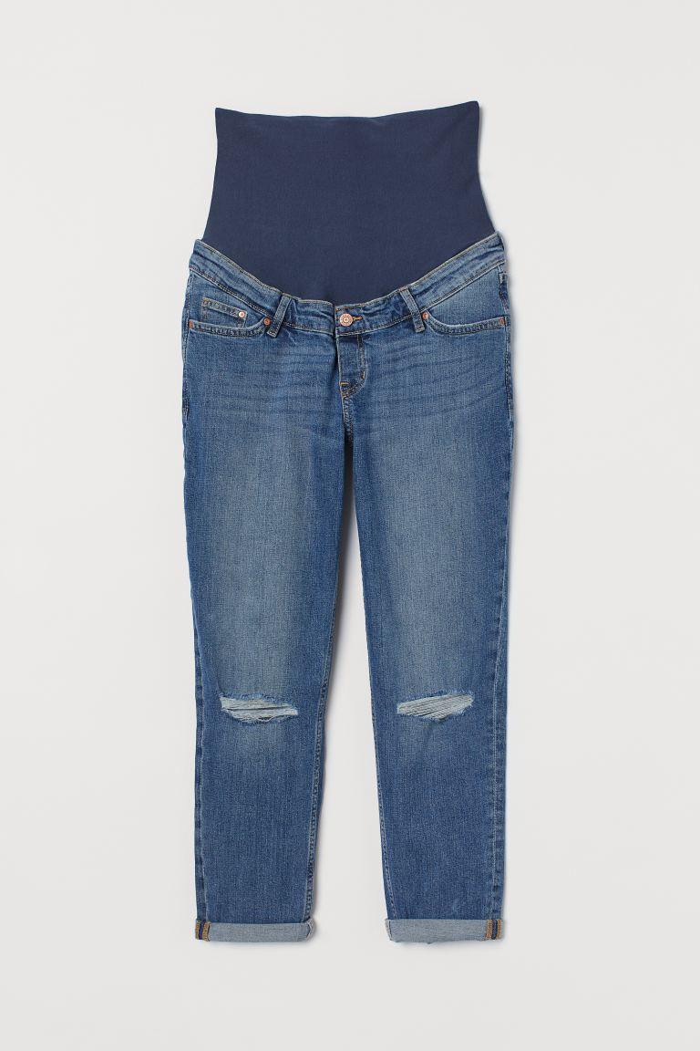 MAMA Boyfriend Jeans
