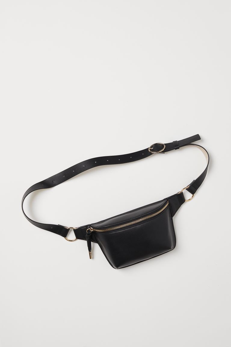 Belt Bag - Black - Ladies | H&M US