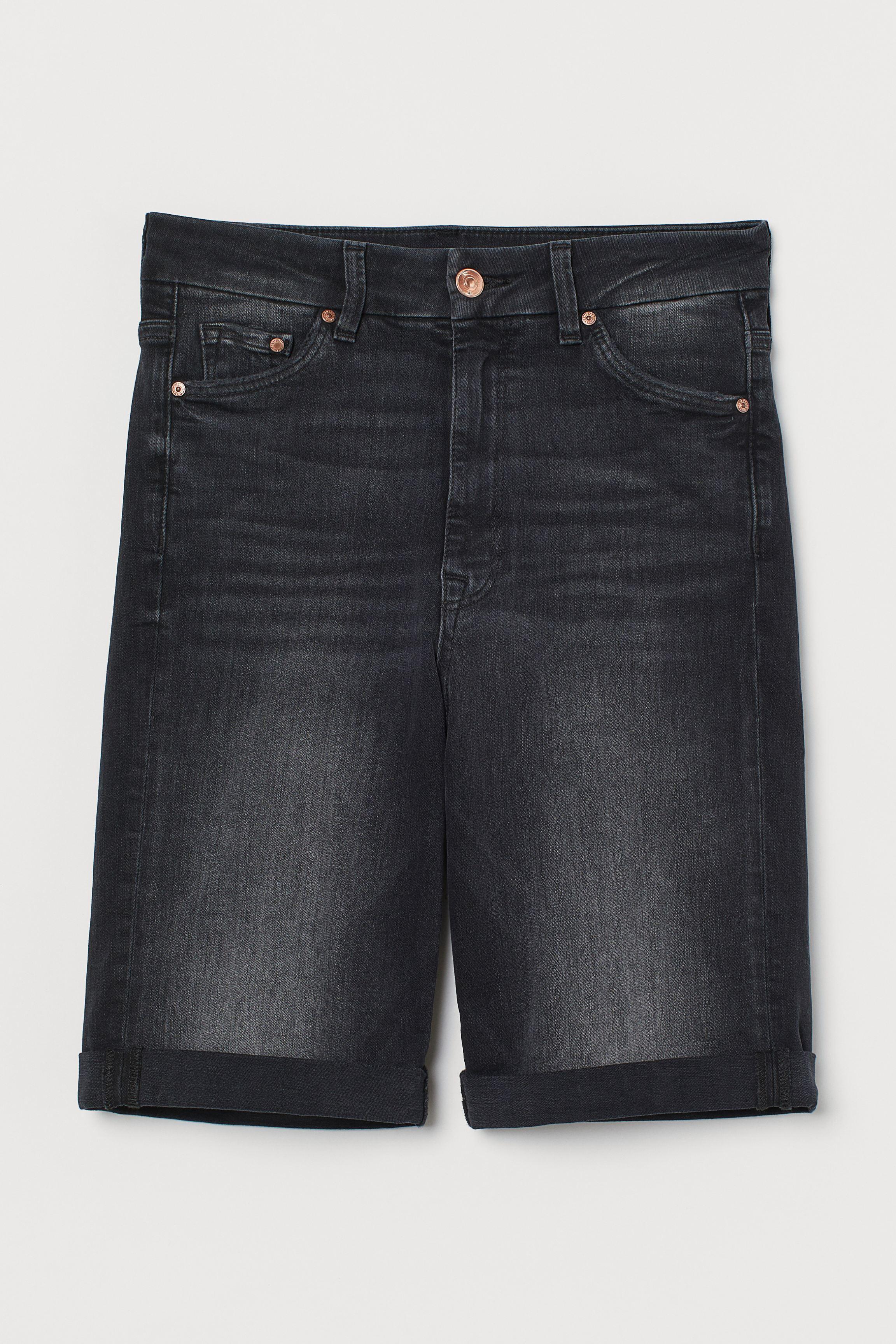 Embrace High Bermuda Shorts