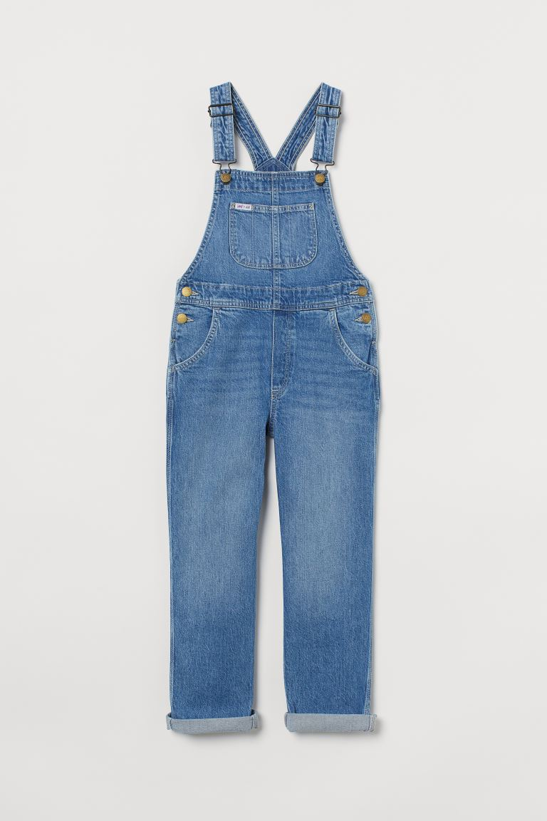 Selebukse i denim - Denimblå - BARN | H&M NO