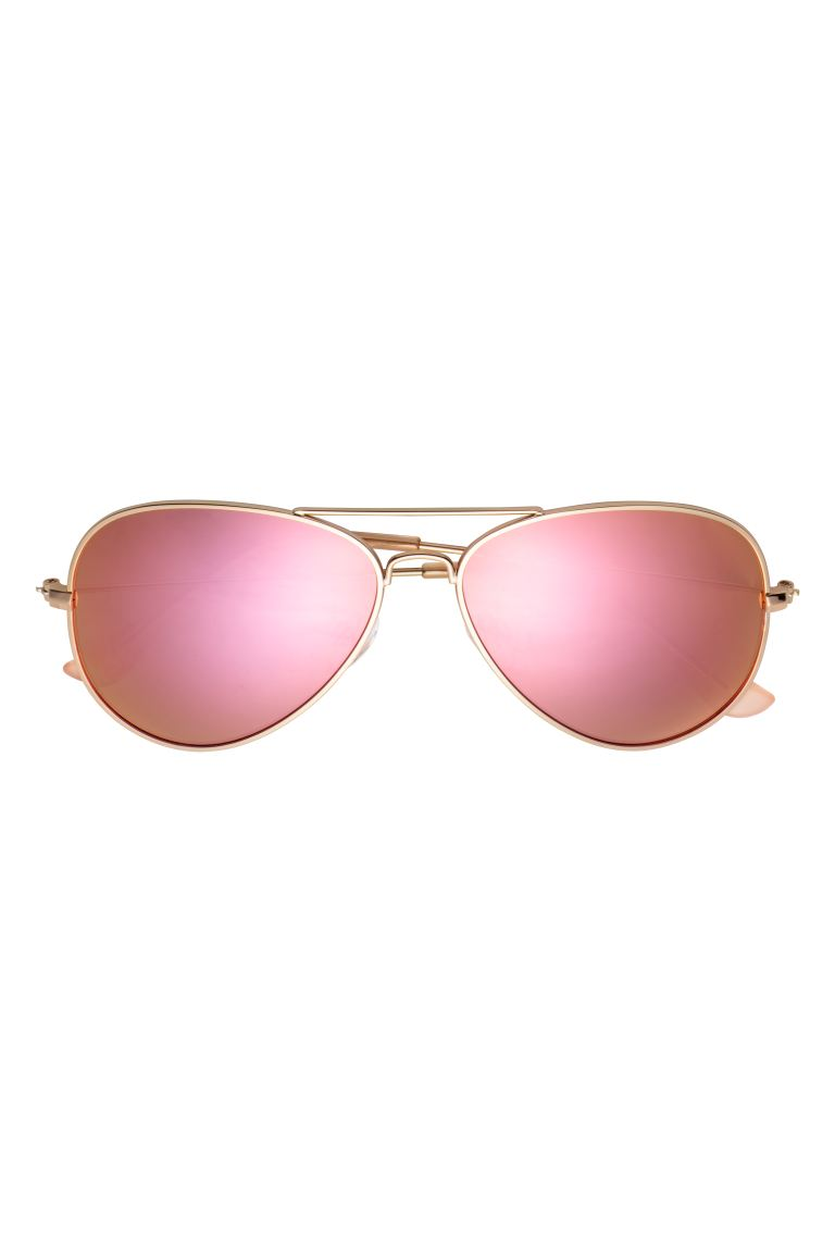 Sunglasses - Rose gold-coloured/Pink - Kids | H&M GB