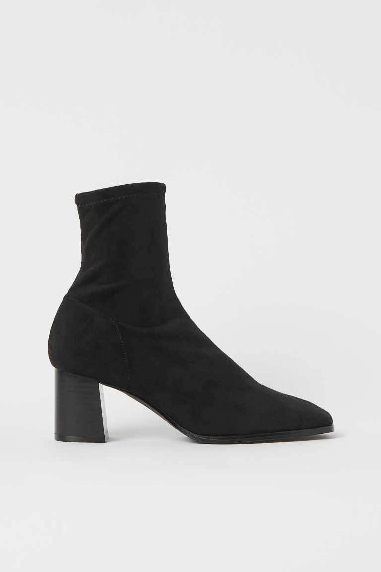 Botines - Negro - Ladies | H&M MX