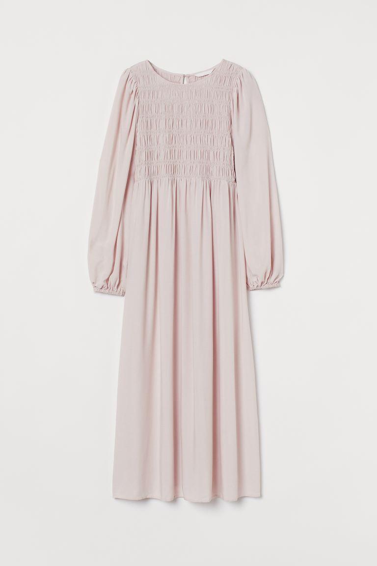 MAMA Gesmoktes Kleid