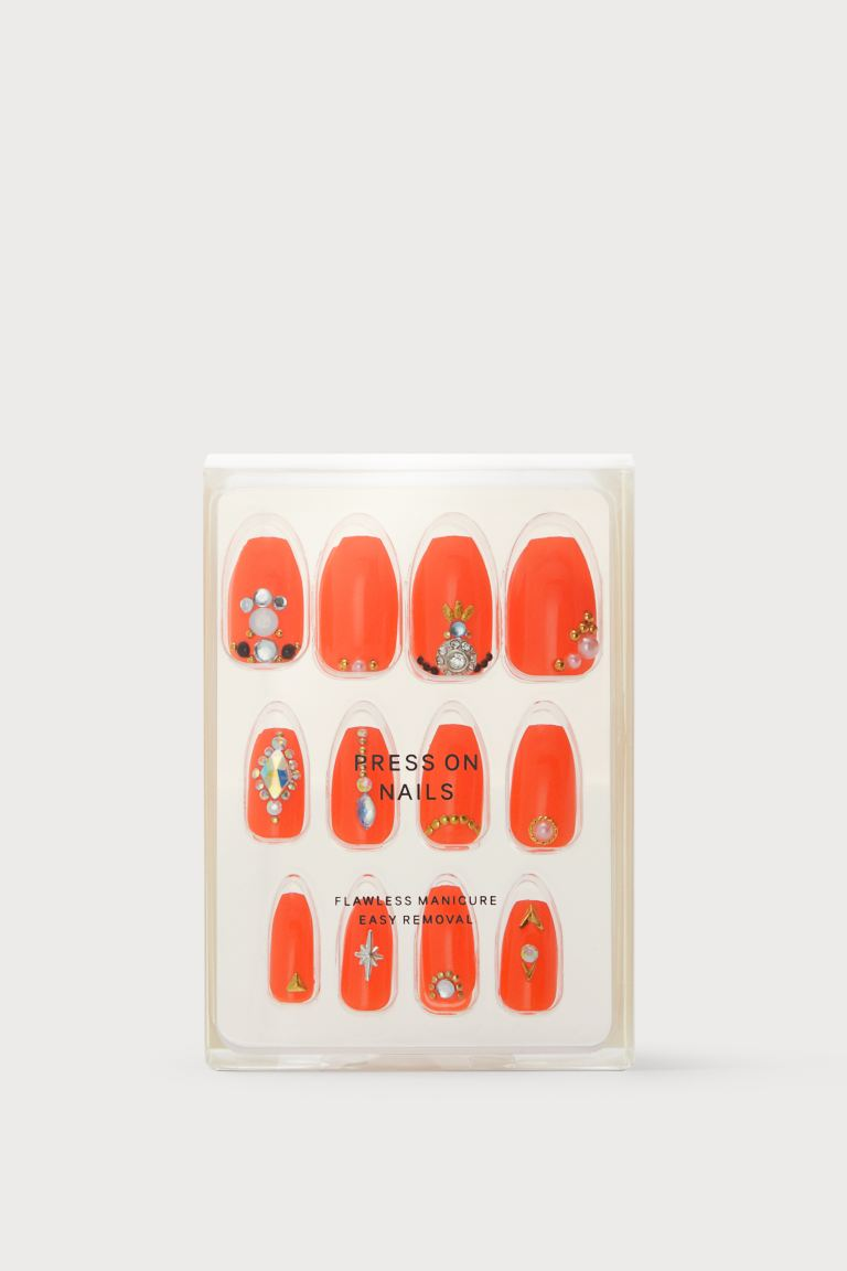 Press-on kunstnagels - Haute and Spicey - DAMES | H&M BE