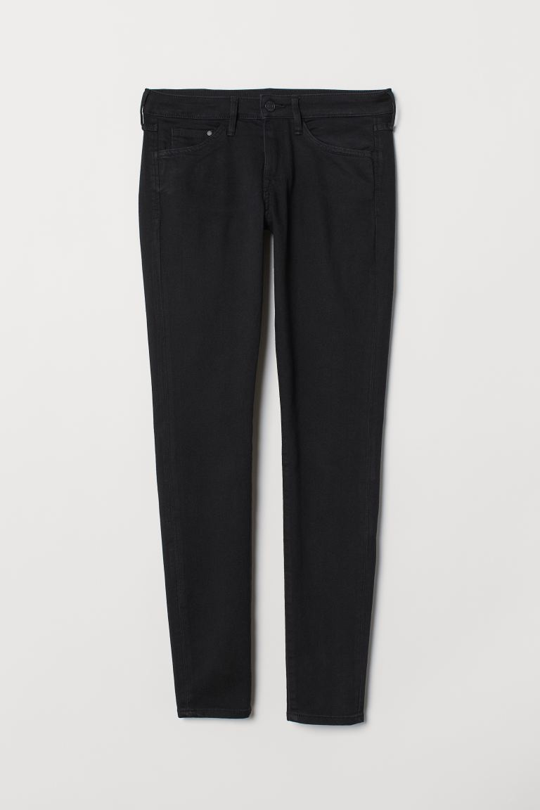 Super Skinny Low Jeans - Nero - DONNA | H&M IT