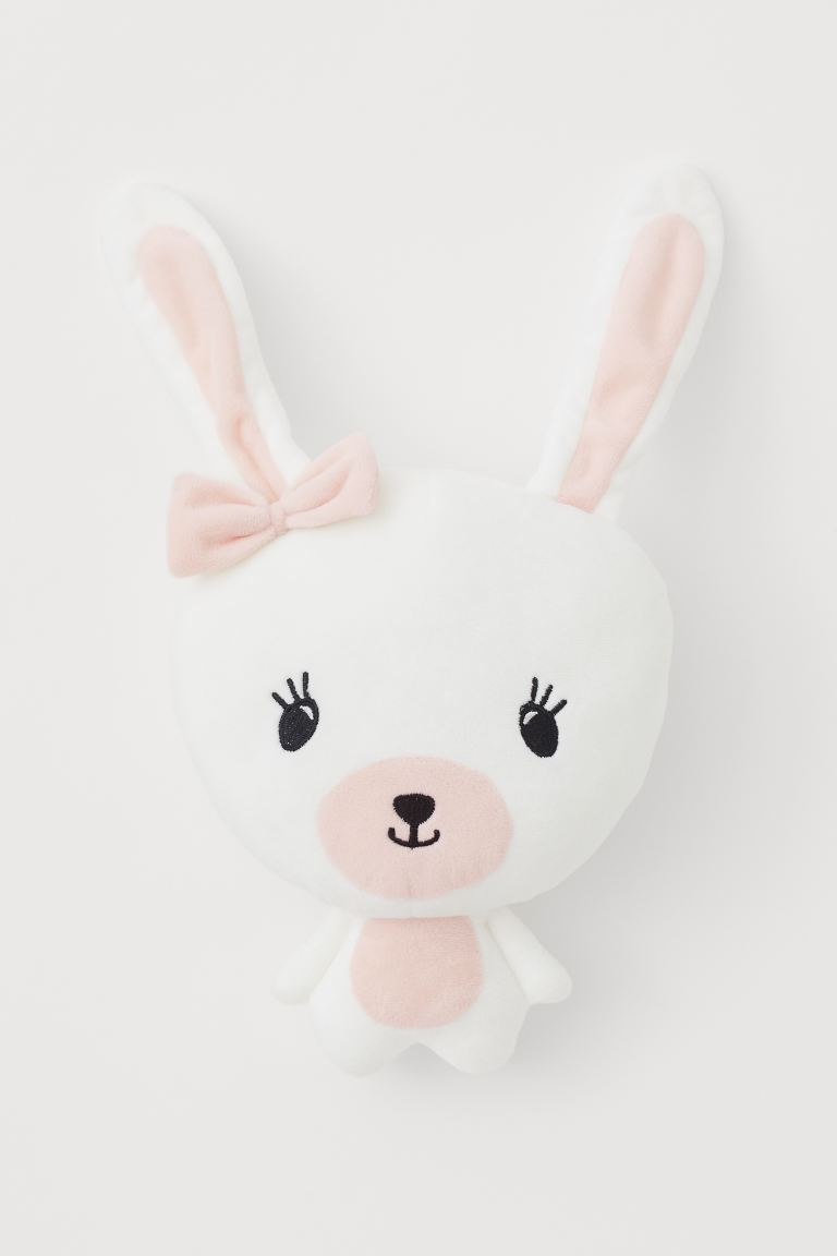 Peluche - Blanc/lapin - Home All | H&M FR