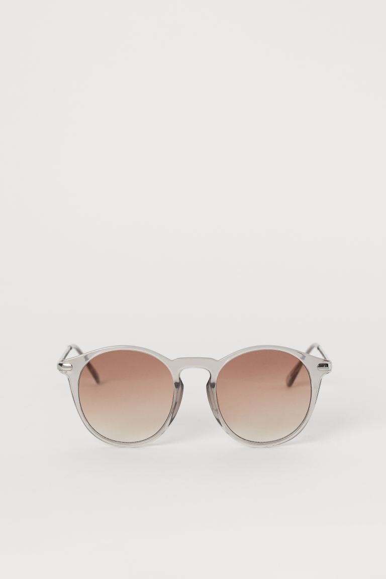 Sunglasses - Light beige - Ladies | H&M US