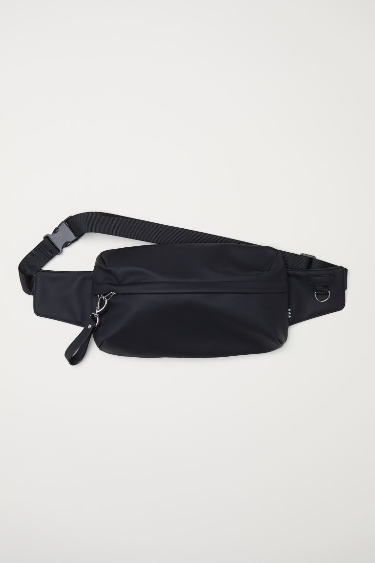 Belt Bag - Black - Men | H&M US