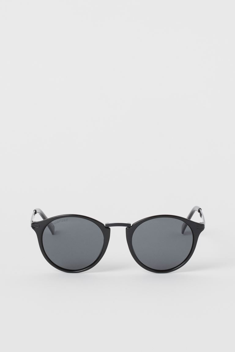 Polarized Sunglasses - Brown/black - Men | H&M US