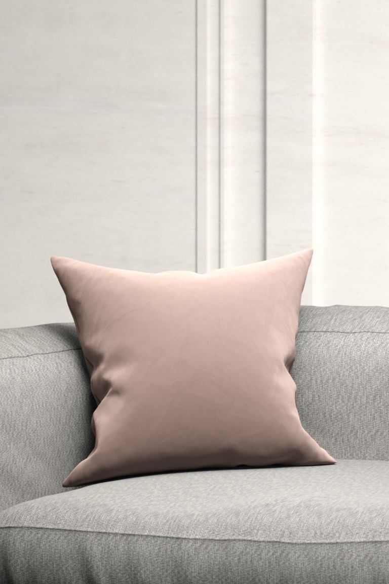 Housse de coussin en velours - Rose - Home All | H&M CA