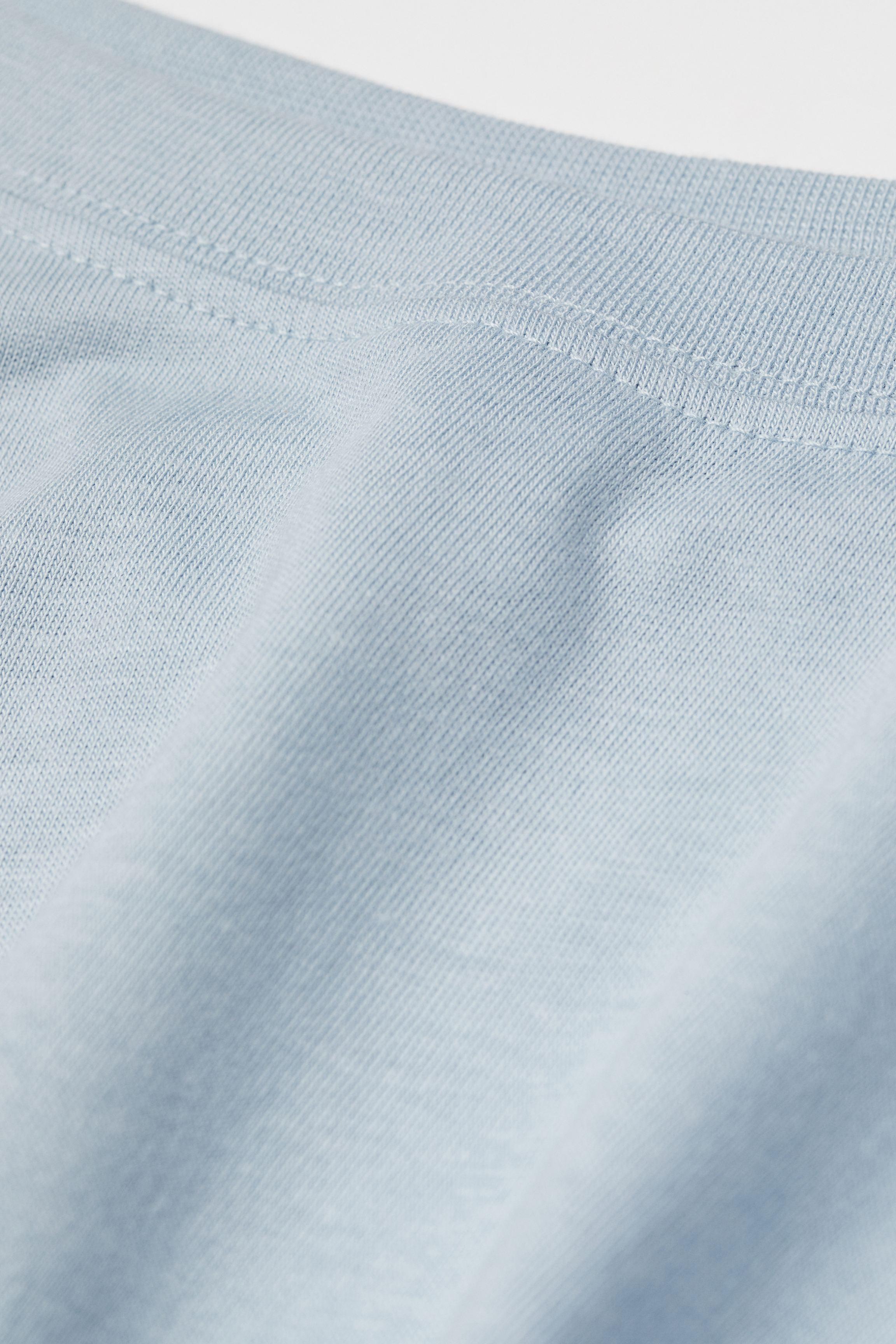 Oversized Modal-blend T-shirt