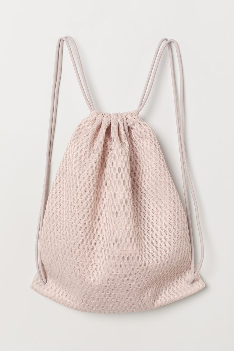Gym Bag - Light pink - Ladies | H&M US
