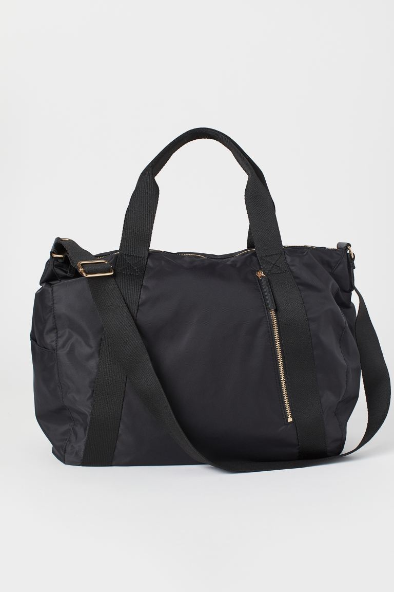 Weekend Bag - Black - Ladies | H&M US