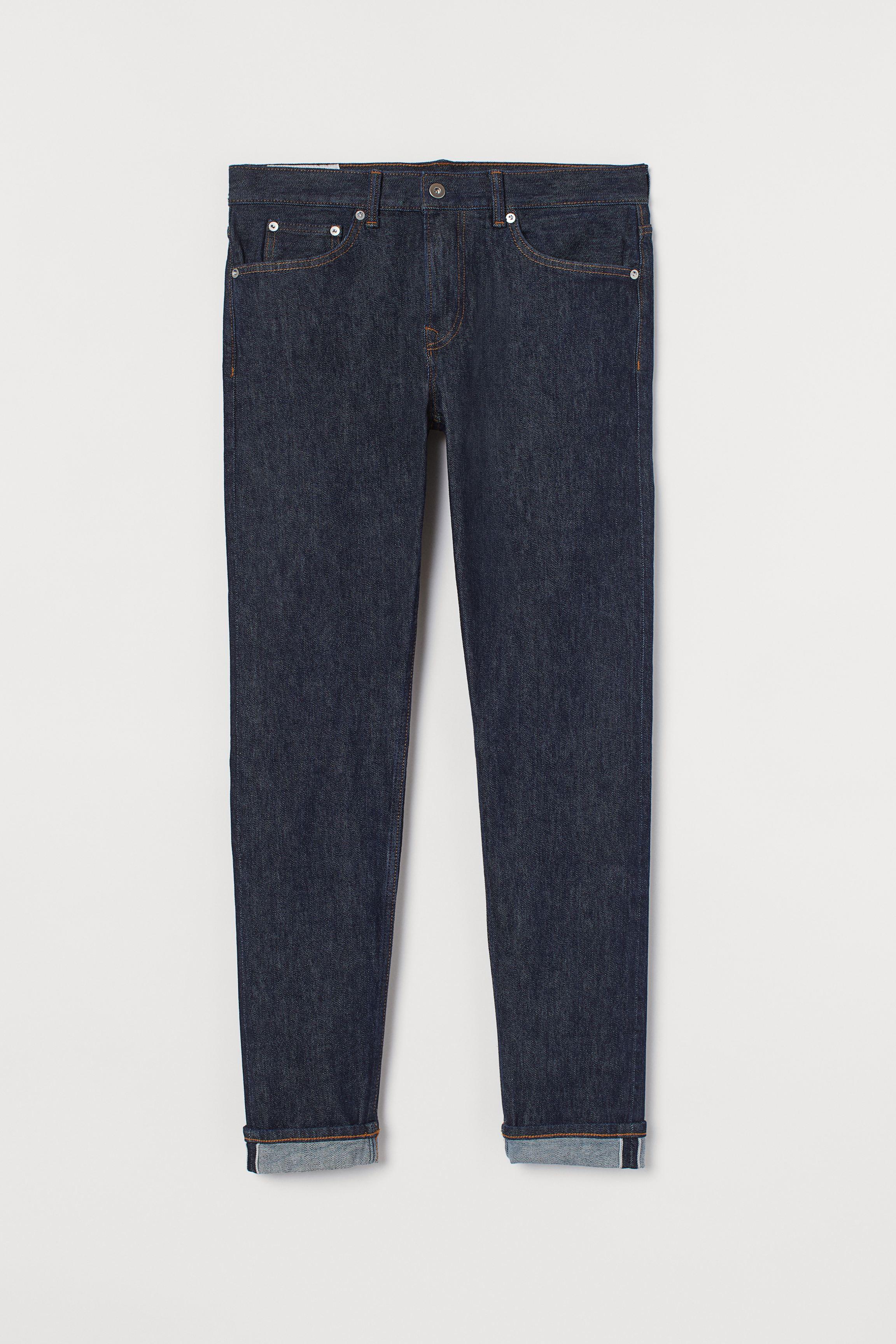 Slim Selvedge Jeans