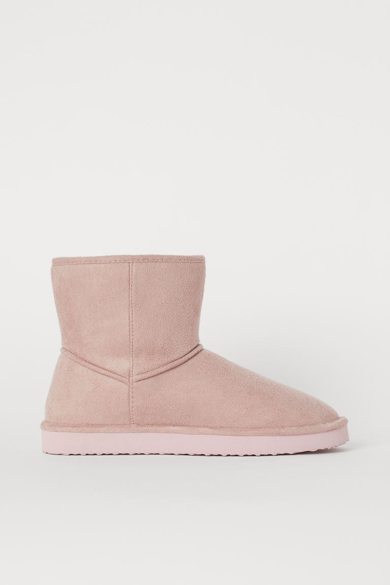 Boots - Light pink - Ladies | H&M IN