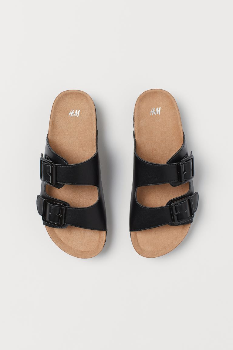 Sandals - Black - Kids | H&M AU