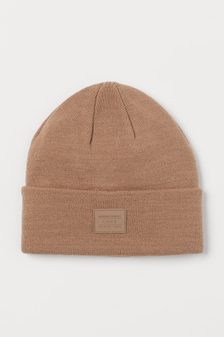 Fine-knit Hat - Beige - Ladies | H&M US