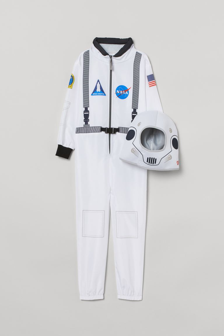 Costume - White/NASA - Kids | H&M US