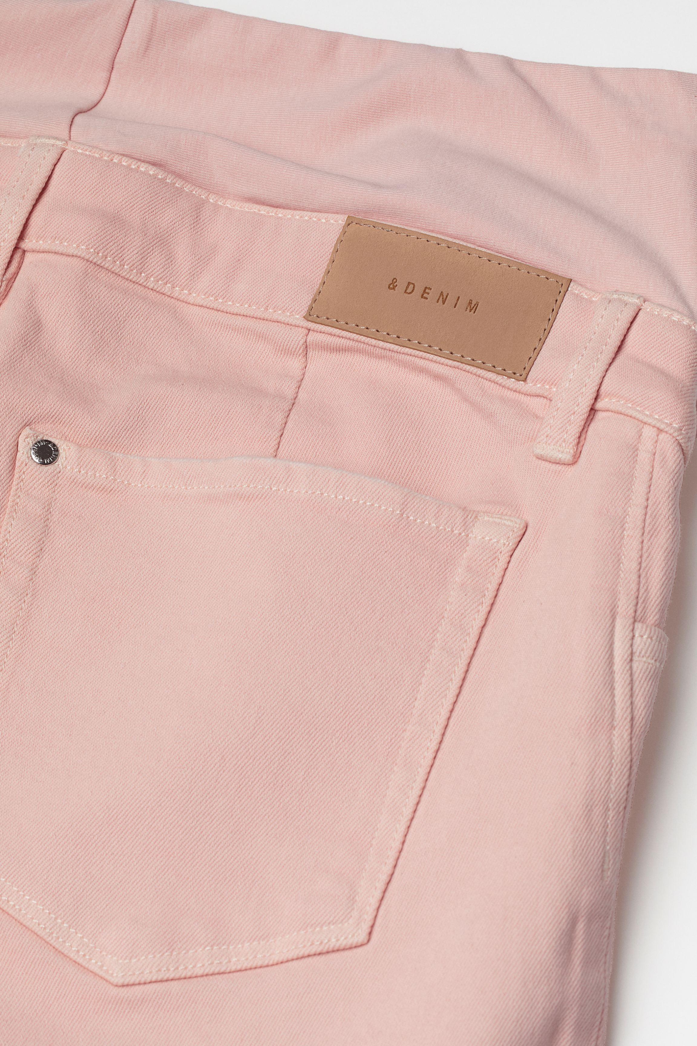 MAMA Denim Shorts