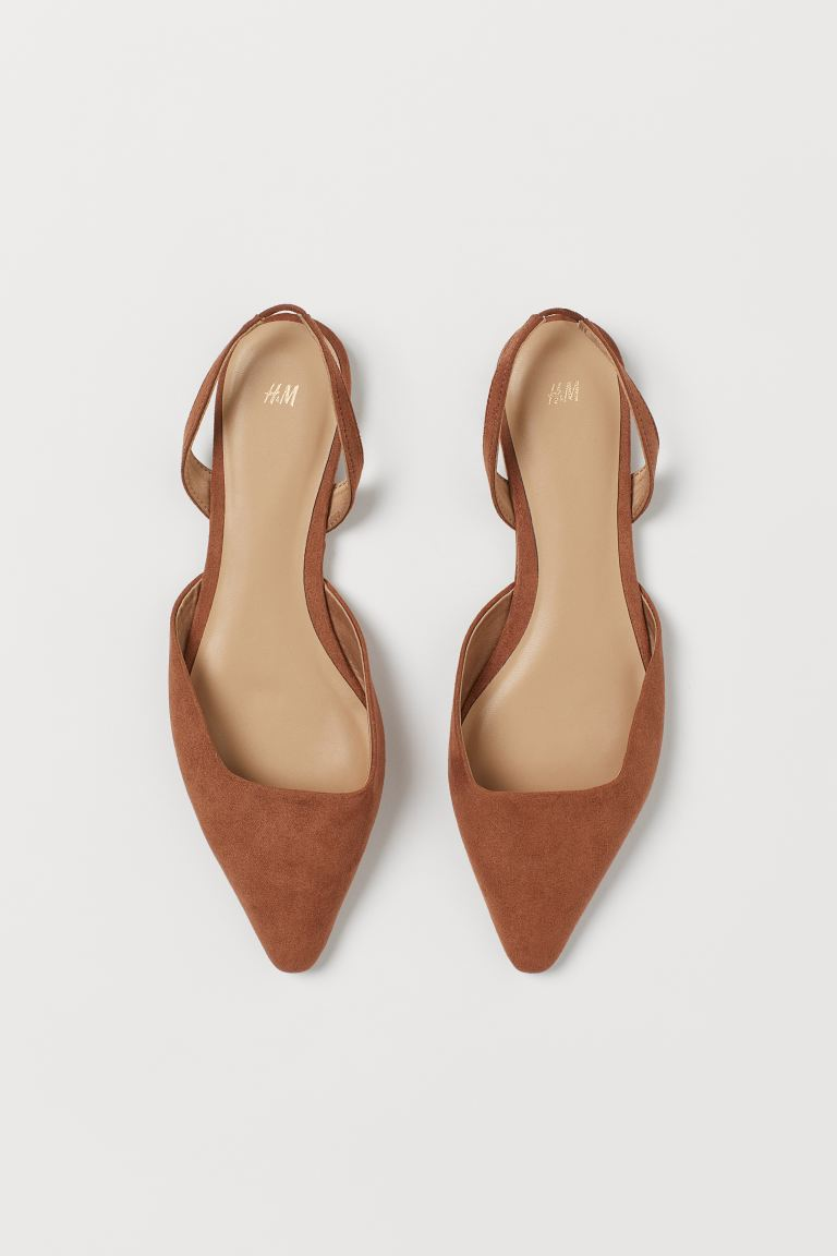 Slingback - Marrone - DONNA | H&M IT
