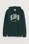 Dark green/Soho