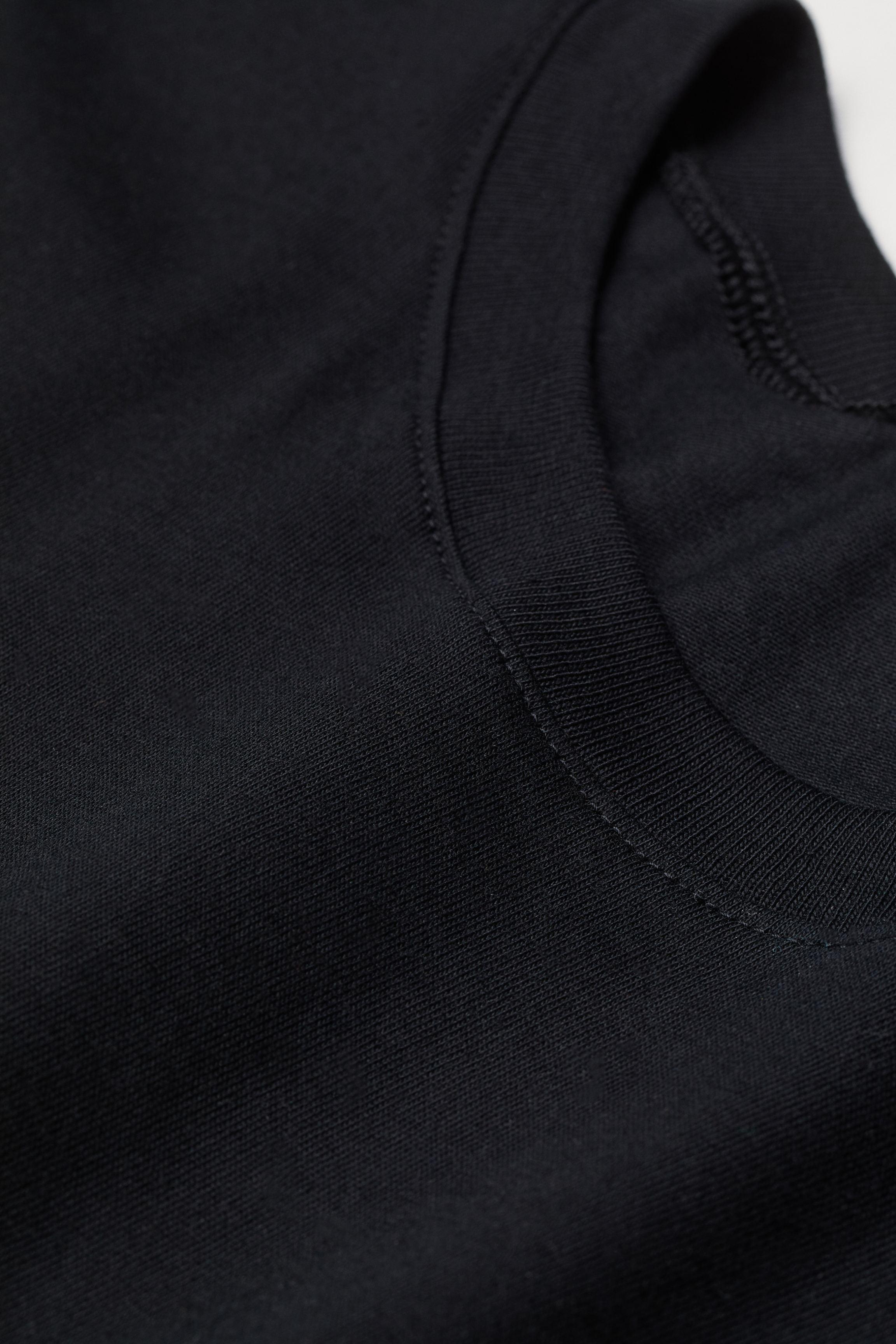 Wide-cut Cotton T-shirt