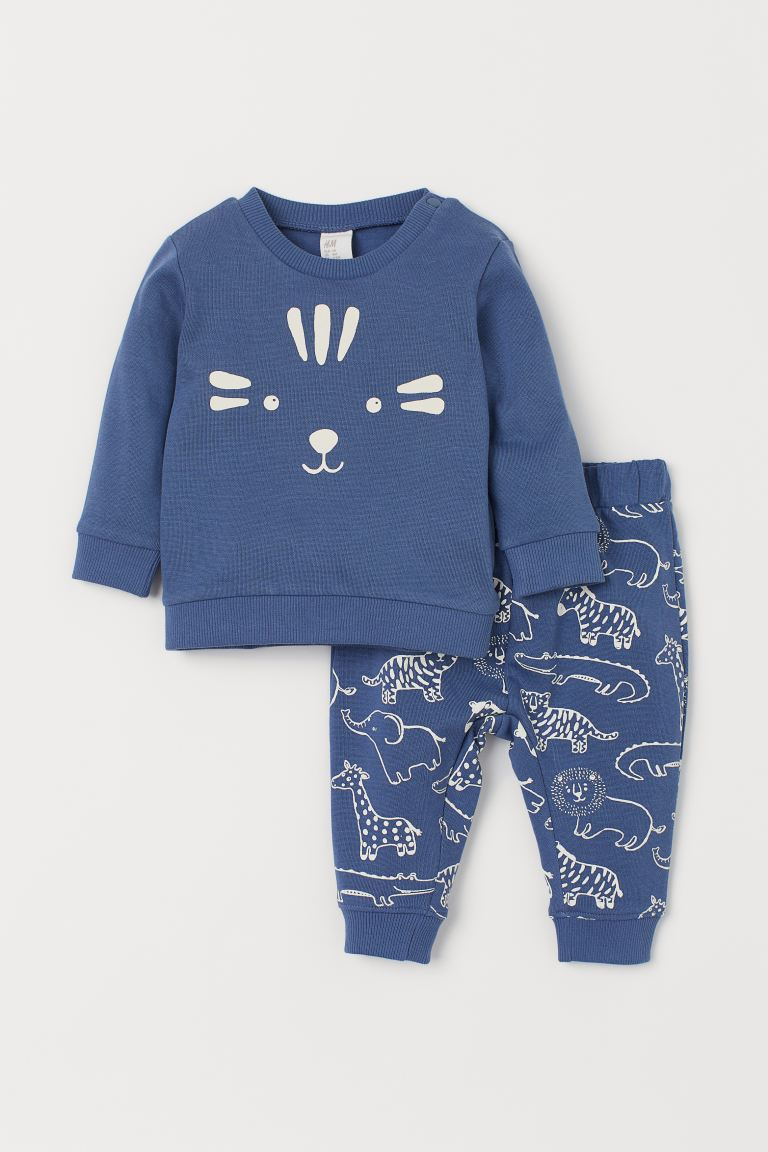 2-piece sweatshirt set