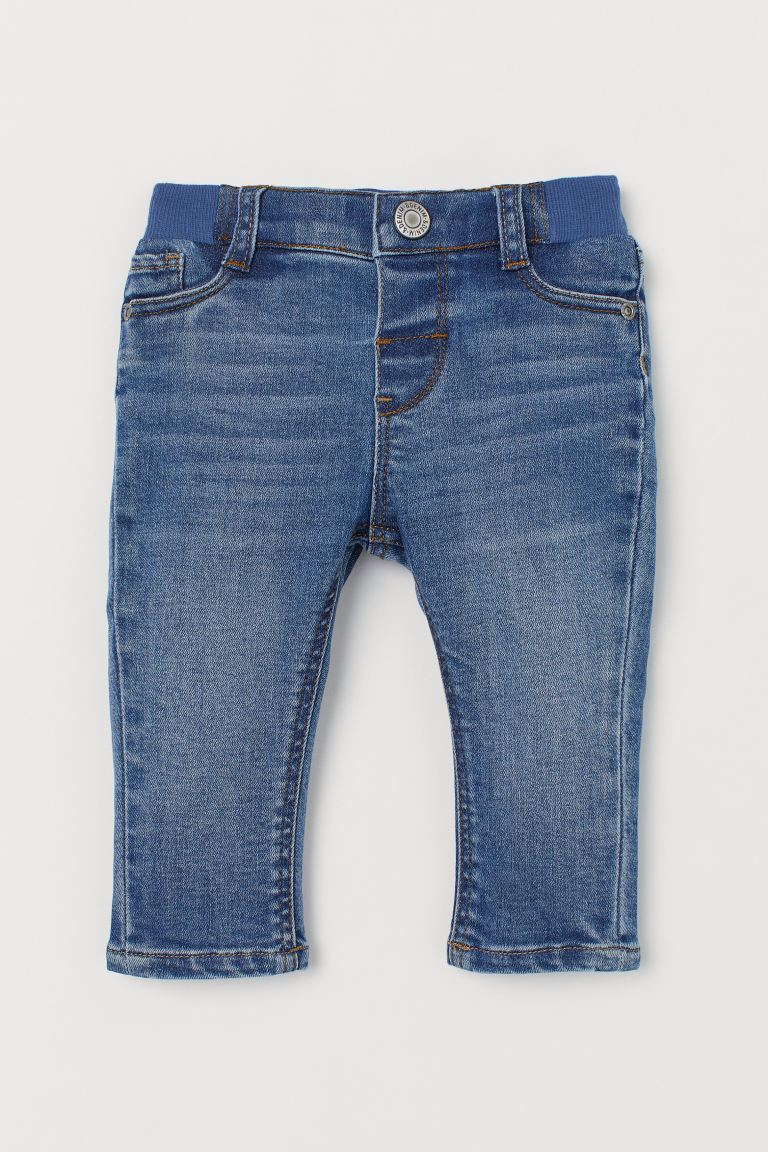 Slim Fit Jeans - Bleu denim - ENFANT | H&M FR