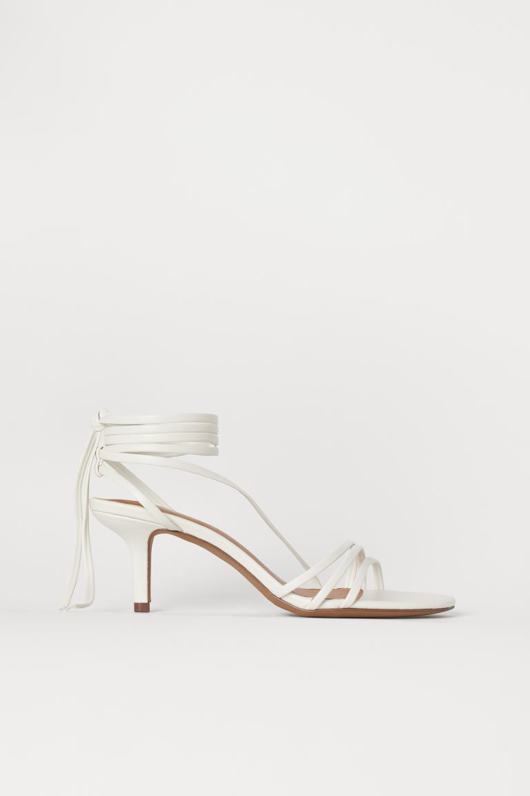 Sandali - Bianco - DONNA | H&M IT