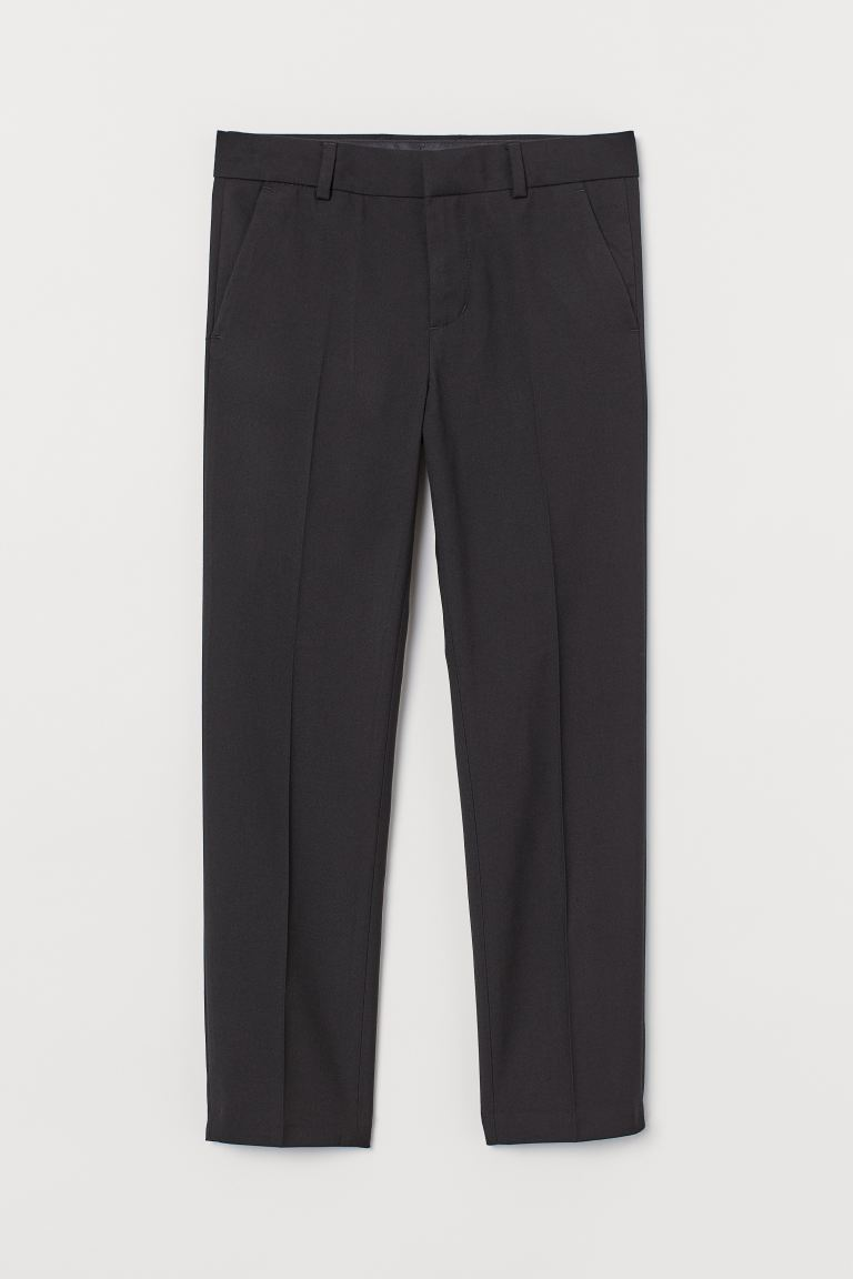 Suit trousers - Black - Kids | H&M IE
