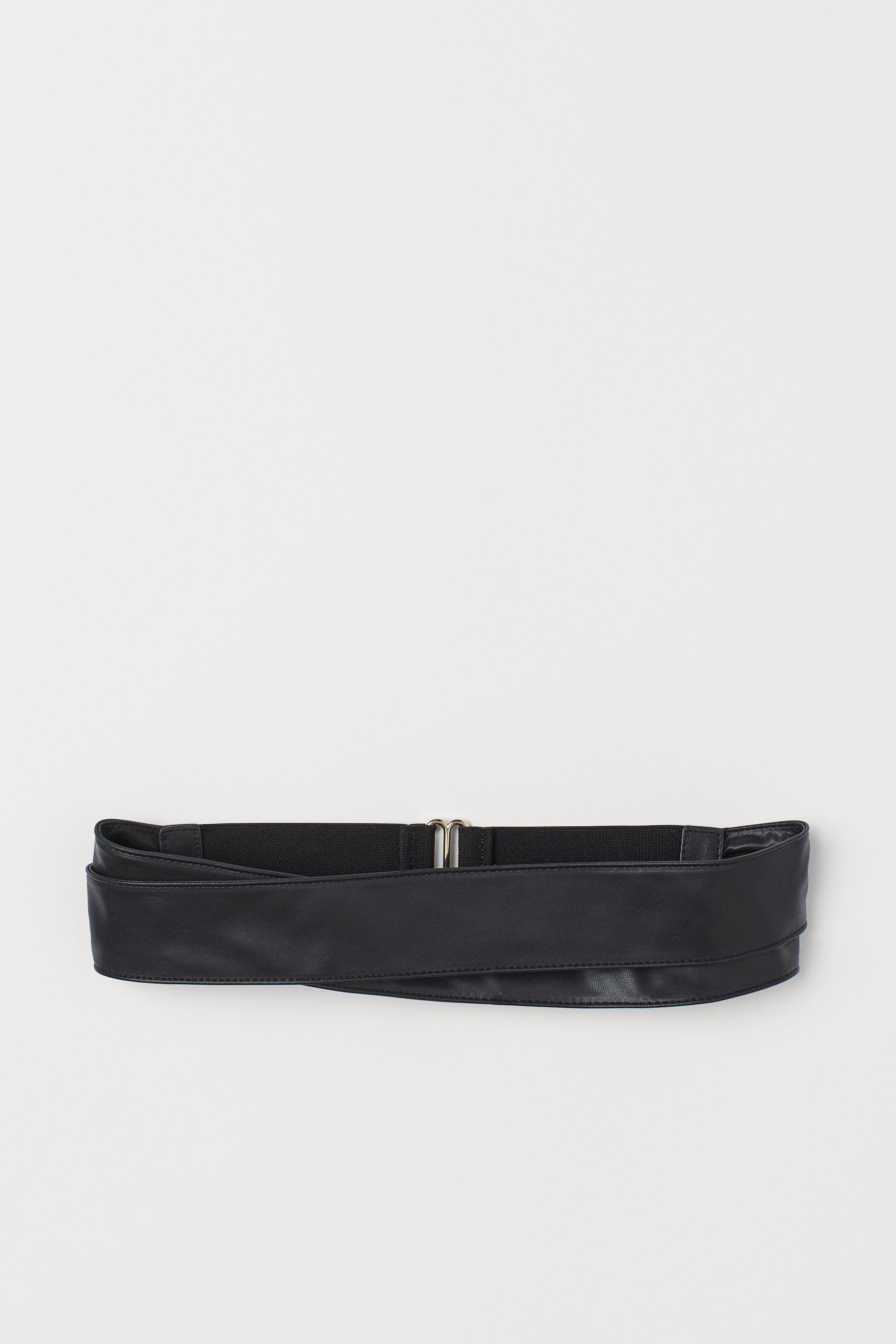 Wrapover Waist Belt
