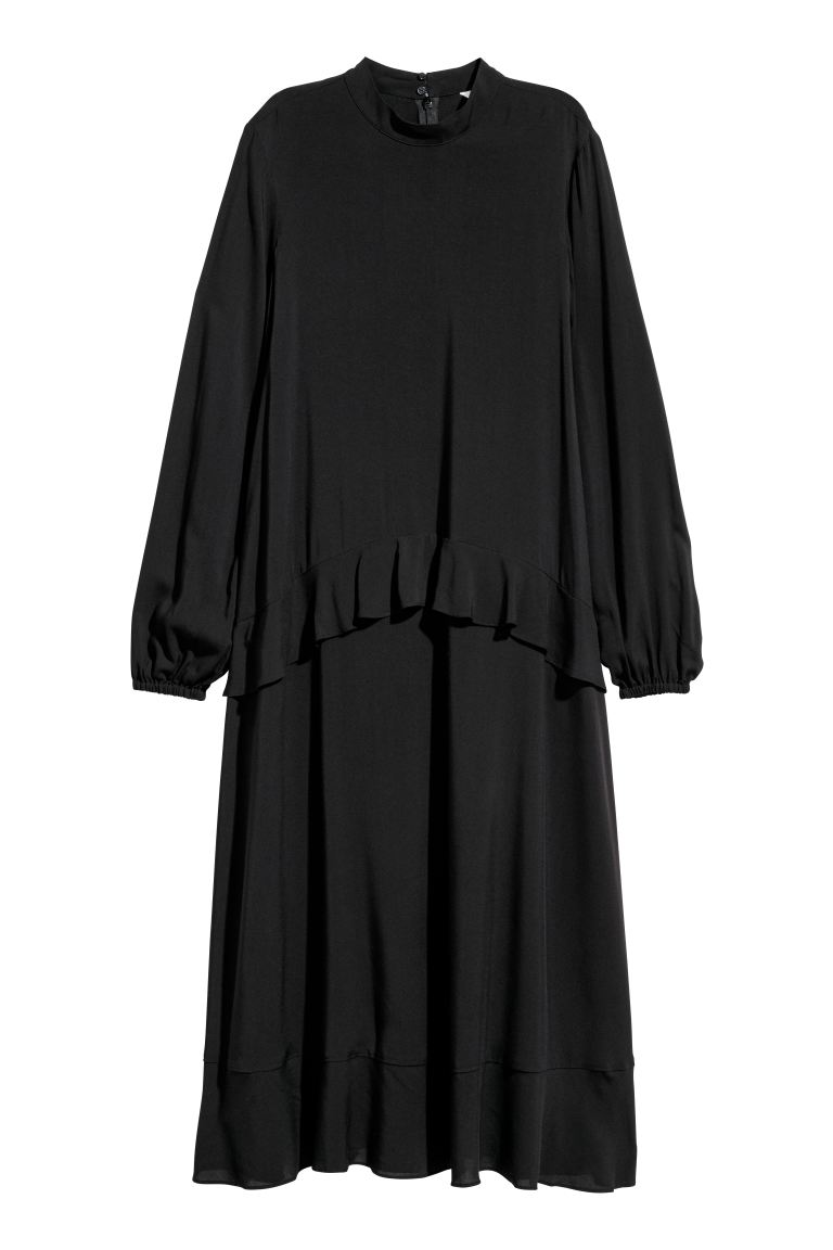 Dress - Black - Ladies | H&M GB
