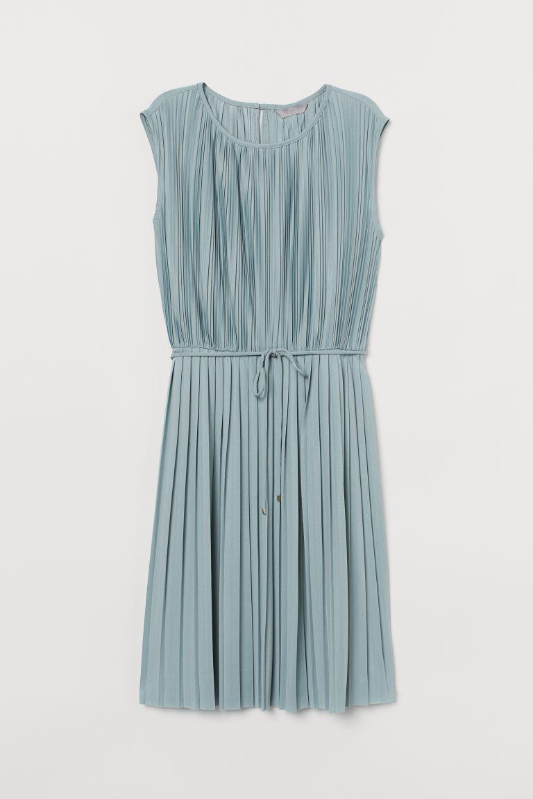 H&M-Sale Bestseller: Plissiertes Kleid