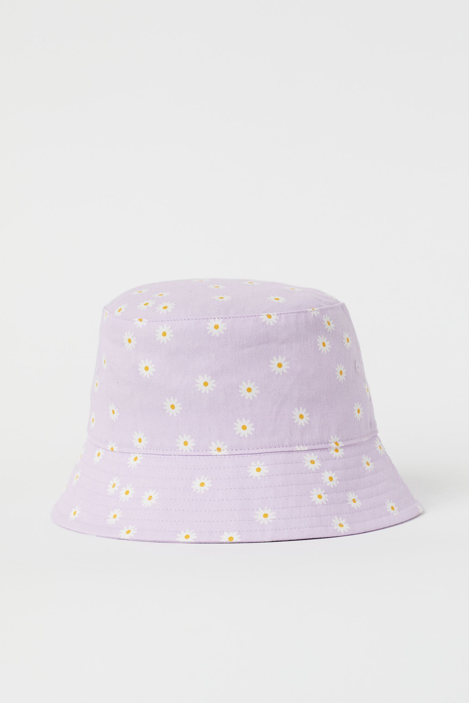 Patterned bucket hat hm