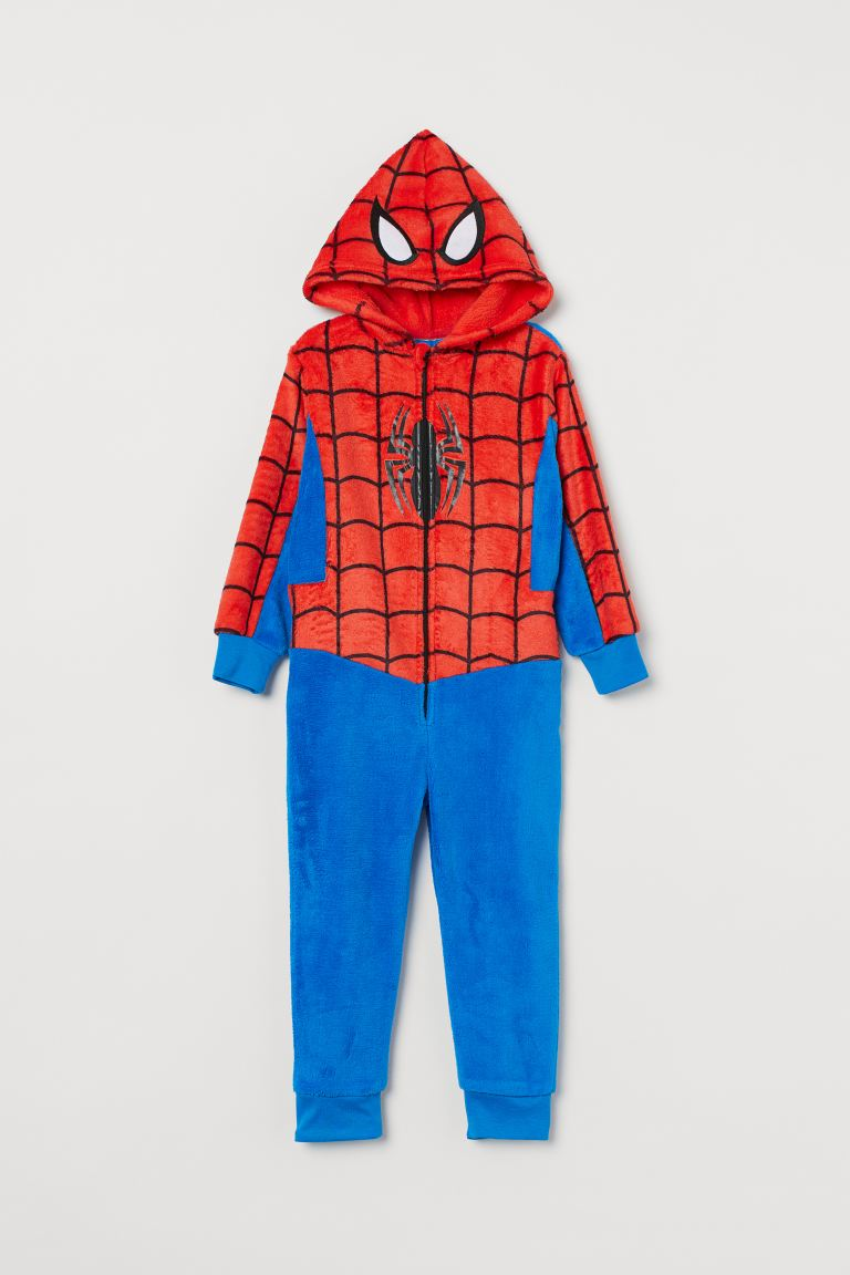 Pile fancy dress costume - Red/Spider-Man - Kids | H&M